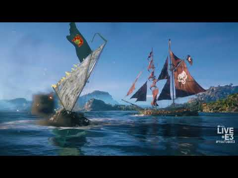 Skull & Bones Trailer and Gameplay Footage - Ubisoft E3 2018 Press Conference
