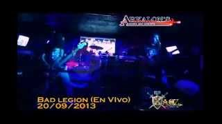 BAD LEGION - (En vivo - Suacha