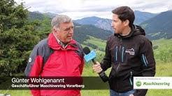 Regional-Wetter Vorarlberg / Ländle 1. Juli 2017