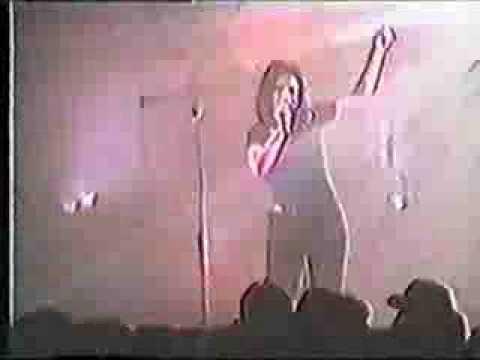 Curve - Split Into Fractions live San Diego 1992