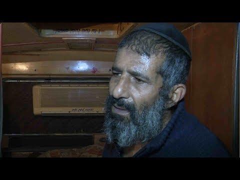 'אין לי מה להפסיד': האיש שגר כמעט 30 שנים באוטובוס - יפונה מביתו