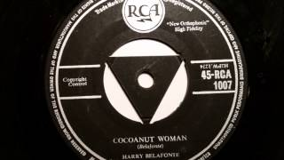 Harry Belafonte   Cocoanut Woman - RCA