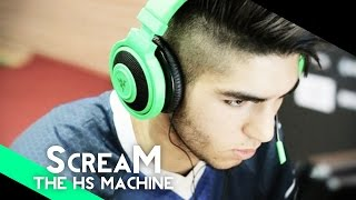 CS:GO - ScreaM - The HS Machine!