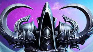 Learning Malthael  | Heroes of the Storm Gameplay