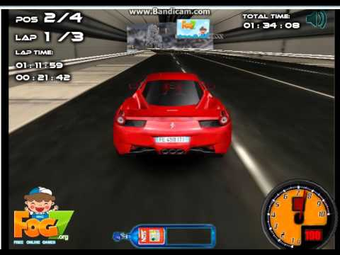 Car Games On Frive