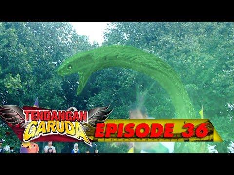 Tendangan Cobra Arnold Ditepis Berkali Kali Oleh Keeper Ini - Tendangan Garuda Eps 36