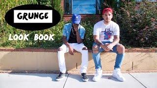 MENS STREET FASHION LOOKBOOK (Grunge Inspired) | Thebrandonleecook