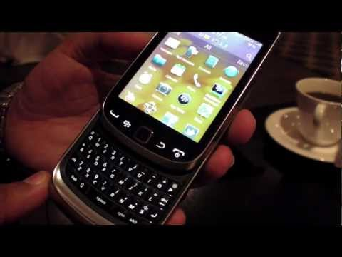 BlackBerry Torch 9810 Video Walkthrough
