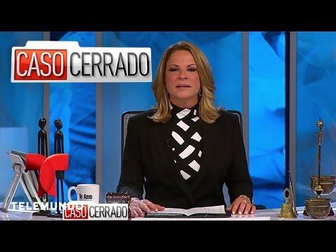 Let the dog live | Caso Cerrado | Telemundo