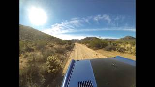 Shelter Valley in the Bronco