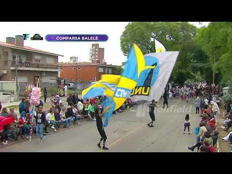 Desfile de Llamadas DAECPU – Comparsa Balelé