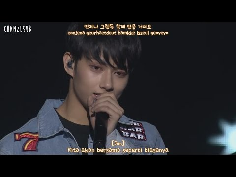 SEVENTEEN - Smile Flower (Laughter) (Indo Sub) [ChanZLsub]