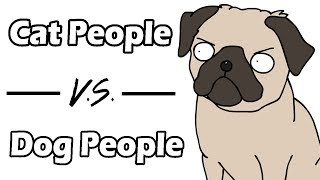 Android - Cat People VS Dog People