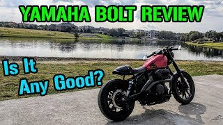 yamaha Bolt Review  1 Year  My Thoughts