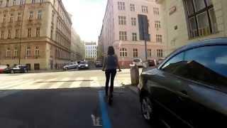 Zažít město jinak 2015 na kole / by bike! With Greenglasses.cz
