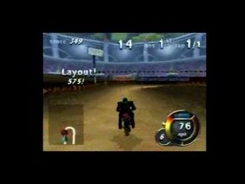 Top Gear Hyperbike Nintendo 64 Gameplay_1999_12_14_1
