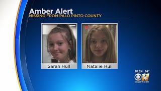 Amber Alert Issued For 2 Young Sisters From Palo Pinto County