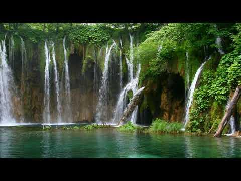 Звуки Лесного водопада  Музыка релакс  Музыка для сна