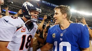 10 Greatest Brother vs. Brother Moments in Sports History