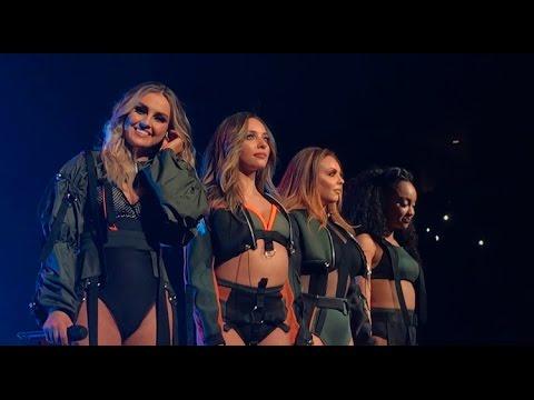 Secret Love Song (Live) - Little Mix - Dangerous Woman Tour - Salt Lake City, UT 3/21/17