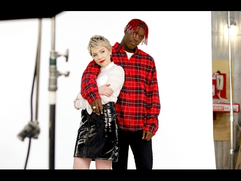 Carly Rae Jepsen and Lil Yachty On-Set with Target for