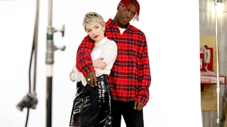 "Carly Rae Jepsen and Lil Yachty On-Set with Target for ""It Takes Two"" Remake 59th"