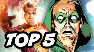 Legends of Tomorrow Episode 6 - TOP 5 WTF and Easter Eggs