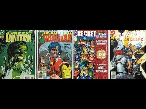 Must Have Comics For Under $10 & Cultural Significant Comic Books (SymphonicElk 200 Sub Entry)