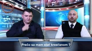 002. Kristus TV: Preco sa mam stat Krestanom?