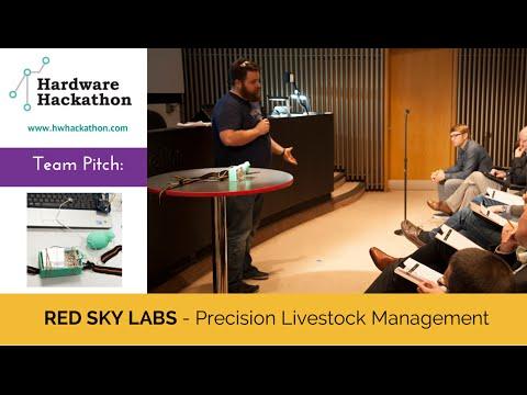 RED SKY LABS Pitch (Dublin Hardware Hackathon 2014) #HackDublin