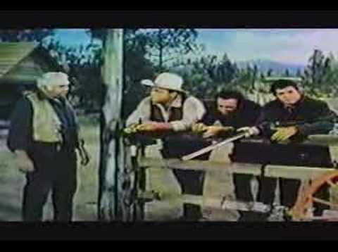 Bonanza Chevy Commercial 2  Pernell Roberts
