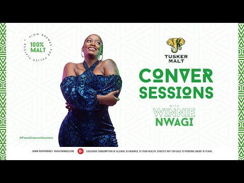 Tusker Malt Conver Sessions with Winnie Nwagi