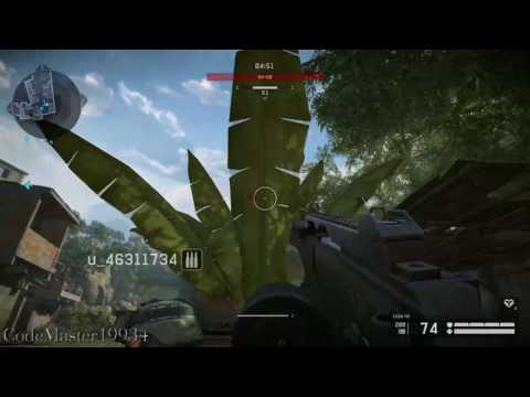 "Warface ""HOT AIR"" Gameplay 2017 PC Multiplayer Online HD 1080P (CodeMaster19934)"
