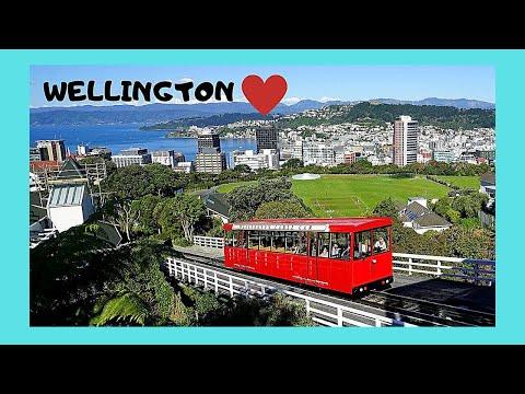 WELLINGTON'S spectacular CABLE CAR RIDE (NEW ZEALAND)