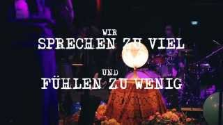 Berge - Dafür lasst uns streiten (Charlie Chaplin) (Live im Kesselhaus Berlin)
