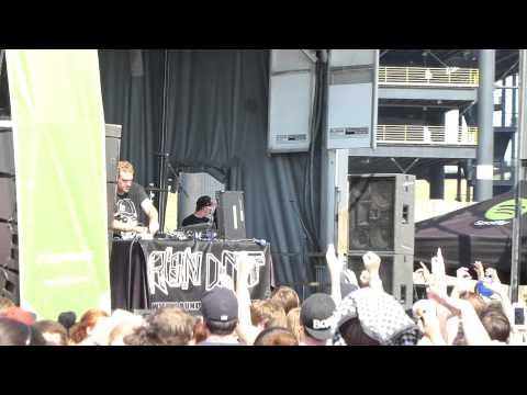 RUN DMT (Live) @ Vans Warped Tour 2013 (Chicago, IL) (July 20, 2013)