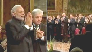 Watch: PM Modi