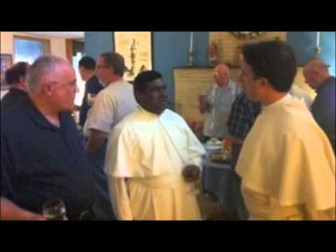 A Day in the Life of a Priest - Fr. Carl Braschoss, O. Praem.