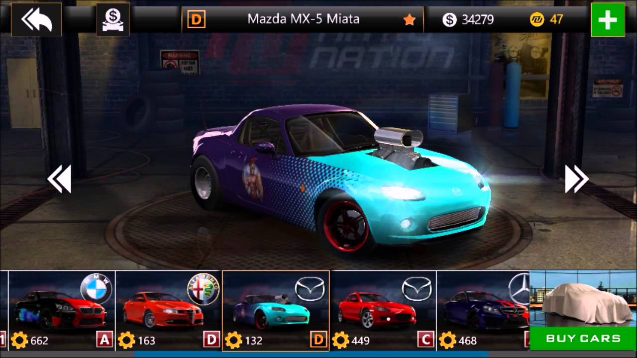 Fast 6 Cars Wallpapers Nitro Nation How To Add A Bodykit Spoiler Or Race Tires