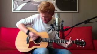 """Electric Indigo"" by The Paper Kites (cover by Joe Buck)"