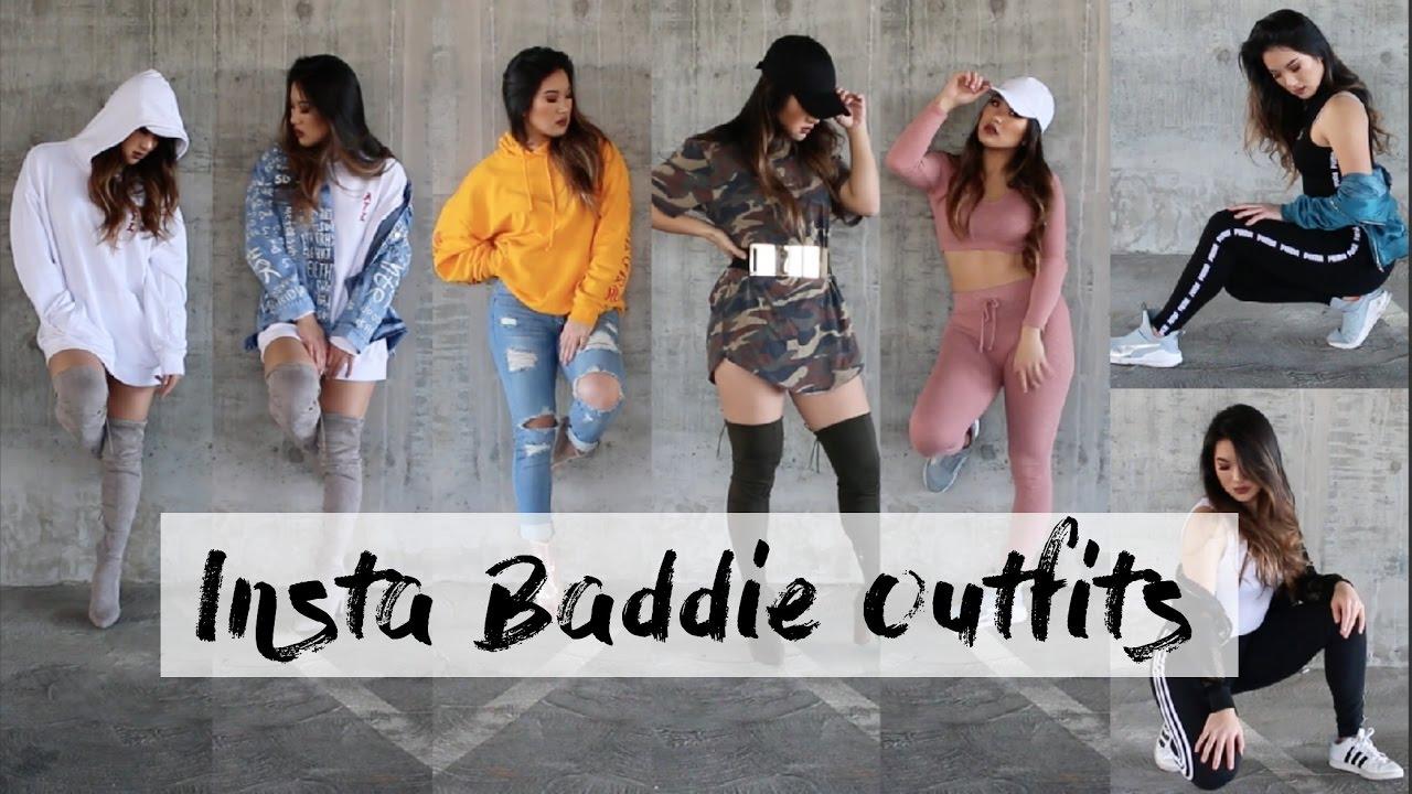 c6aa40ddfc Insta Baddie Outfits 2017