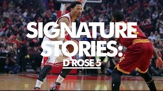 Video adidas D Rose 5 Boost detailed by Derrick Rose // Signature Stories download MP3, 3GP, MP4, WEBM, AVI, FLV Agustus 2018