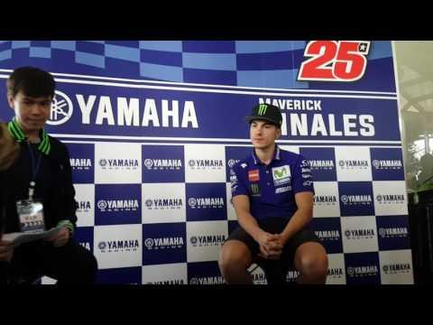 "Exclusive Interview ""MVK25 - Maverick Vinales"""