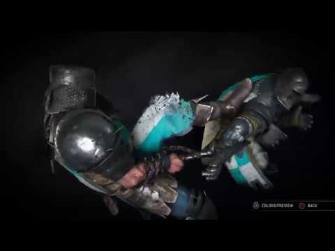 For Honor ALL SEASON 4 EXECUTIONS REVEAL!