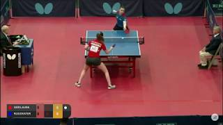 Екатерина Зиронова vs Laura Tiefenbrunner (GER) | Spanish J&C Open 2019
