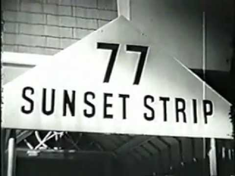 77 Sunset Strip TV Intro