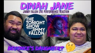 Baixar DINAH JANE - BOTTLE UP FT. TY DOLLA SIGN & MARC E. BASSY | LIVE ON JIMMY FALLON | REACTION