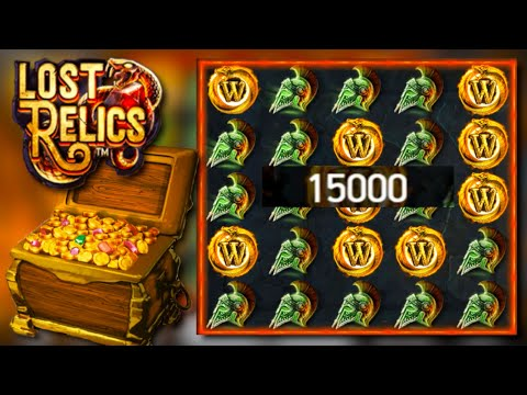 Lost Relics free spins compilation!