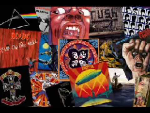 Dj 21 - Classic Rock Mix