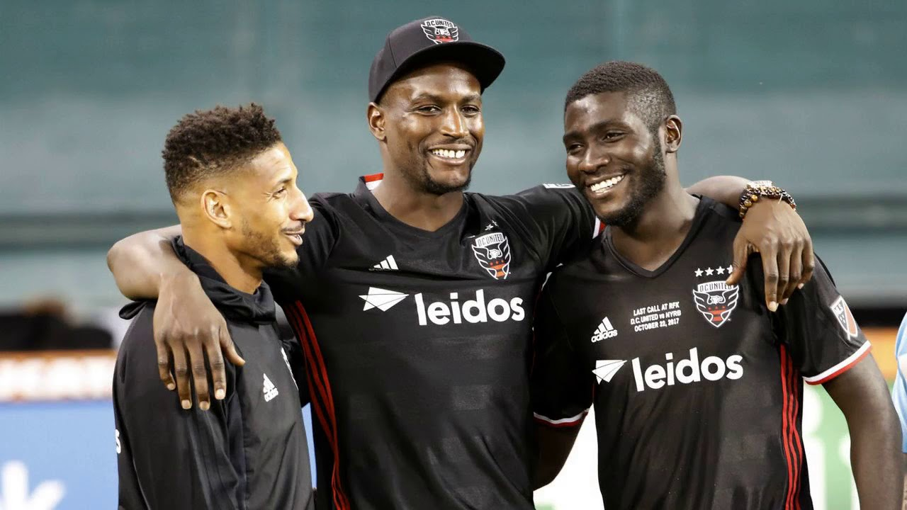 48b95c7ba Bill Hamid says goodbye to D.C. United ahead of move to Europe - YouTube